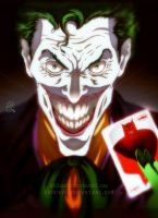 The Joker by KidiMaster