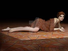 On the Floor by Elle-Arden