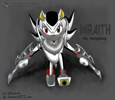 Wraith - Gift :D by MysticFeather