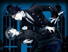 Ciel and Sebastian05 by GothicaEmpress
