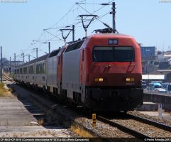 CP 5603+CP 5619 IC527 Lx-Or 24-07-13 by Comboio-Bolt