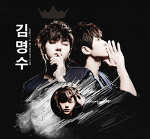 Kim Myungsoo - Prince Charming by Sweety-B