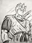Future Gohan by The-Loner-030