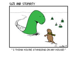 Size And Stupidity. House by Size-And-Stupidity