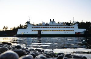 Washington Ferry by ShannonCPhotography