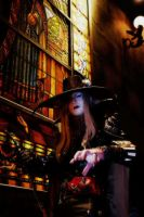 Vampire hunter D by Dakatsu1112