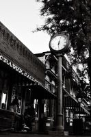 The Clock by thankx4stayin
