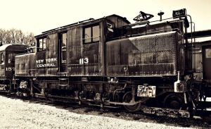 new york central 113 by SMT-Images
