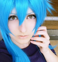 Aoba make-up test by asato-shion