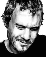 Mr. Heath Ledger by KKzStudios
