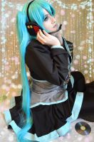 Vocaloid - Miku by PriSuicun