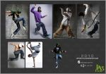 BReak dance image sTOCK'S HQ by jaffar-style