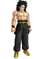 Broly Normal by ansemporo002