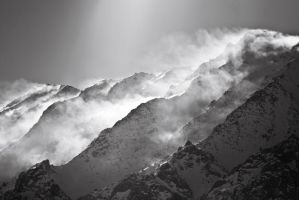 Misty Mountains by No-Reason-At-All