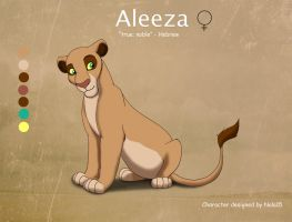 Aleeza - Adoption Auction CLOSED by Nala15
