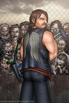 The Walking Dead - Daryl by TravisTheGeek