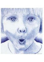 Gasp - Biro by Flotter