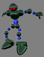 Vectorman by lordvipes
