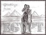 Greetings from Egypt by cecelle
