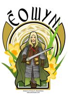 Eowyn by aimo