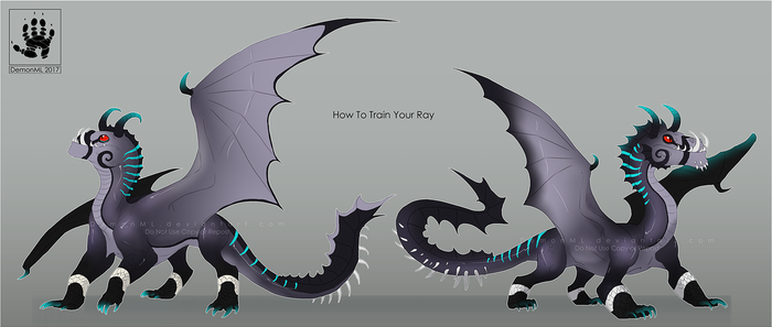 How To Train Your Ray by DemonML