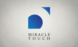 Miracle Touch - logo by forty-winks
