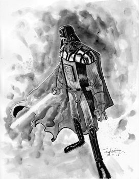 Vader by Templesmith