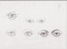 ways to draw eyes 2 by ultraseven81