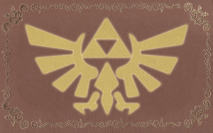 TP - Triforce Wallpaper by 5995260108