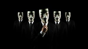 Anonymous by RibayWall