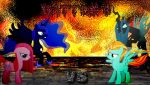 Pony Kombat 3 Round 3, Battle 3 by Macgrubor