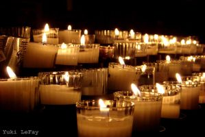 Candles by Yukilefay