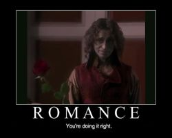 Romance: you're doing it right by Ethala1000