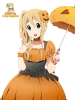 Tsumugi Halloween Render by MayMugiLee