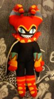 Jackle Plush For Sale by IrashiRyuu