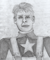 Captain America by Tabbers16