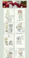 2009 Christmas Cards by Opp-3