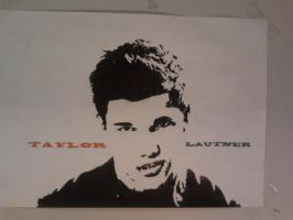 Taylor Lautner by melcsyyy22