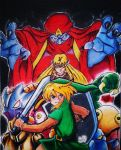 A link to the past by Robin-Mendoza