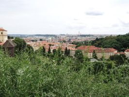 View from Uvoz Prague by IsK4nD3R