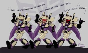Blitzwing march by eabevella