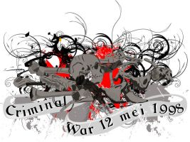 Criminal War by gilang2007