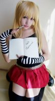 Amane Misa Death Note by Zettai-Cosplay