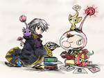 SSB: Tacticians at Heart by saiiko