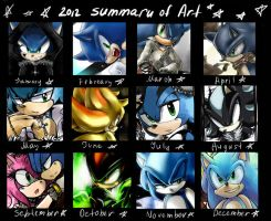 Summary art 2012 by LeonS-7