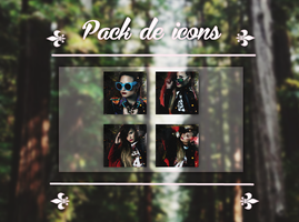 Pack|Icons Demi by Luu23
