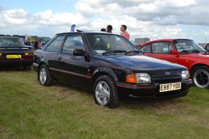 1987 Ford Escort by Supercooper17