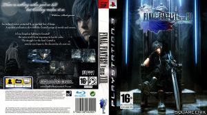 -FF Versus XIII Cover- by Margote