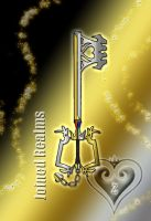 Keyblade - Joined Realms - by WeapondesignerDawe