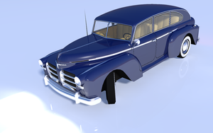 1941 Madison Motors 250 Sedan by Pixel-pencil